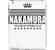 Nakamura ALT iPad Case/Skin