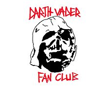 darth fan club Photographic Print