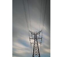 pylon (1) Photographic Print