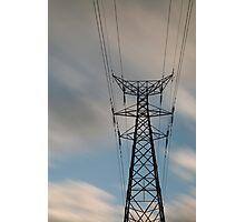 pylon (2) Photographic Print