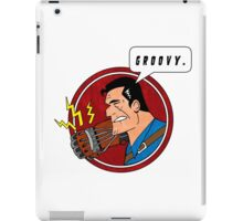 Groovy Dick iPad Case/Skin