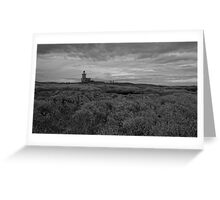 Isle of May Lighthouse Greeting Card