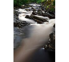 river feshie, feshiebridge Photographic Print