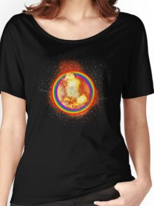 kitty cat attack Women's Relaxed Fit T-Shirt