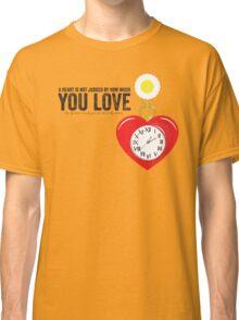 The Tin Man's Heart - Wizard of Oz Classic T-Shirt