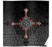 Noble House II CRUSADER RED Poster