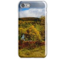 Countryside in Mabou iPhone Case/Skin