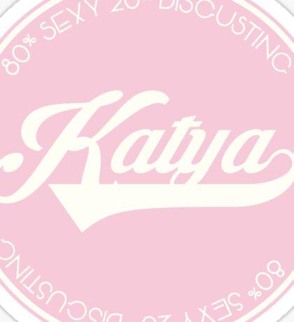 KATYA Sticker