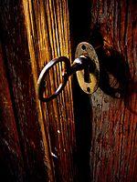 Key In Lock by Madeleine Forsberg