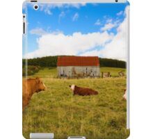 Cows of Mabou iPad Case/Skin