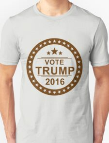 Vote Trump 2016 For President T-Shirt