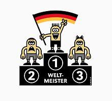 Weltmeister Deutschland (Sport / Fußball) Unisex T-Shirt
