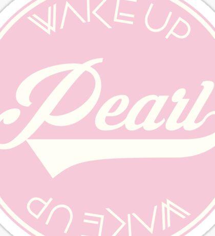 PEARL Sticker