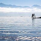 Inle Lake by Johannes Valkama