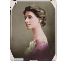 Adelaide Johnson iPad Case/Skin
