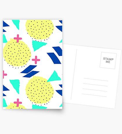 Throwback Abstract 1 Greeting Card