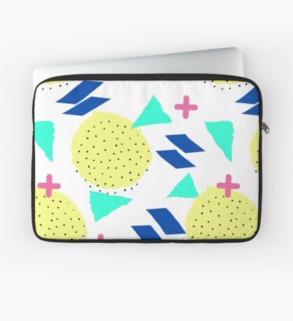 Throwback Abstract 1 Laptop Sleeve