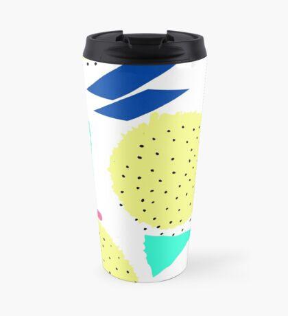 Throwback Abstract 1 Travel Mug