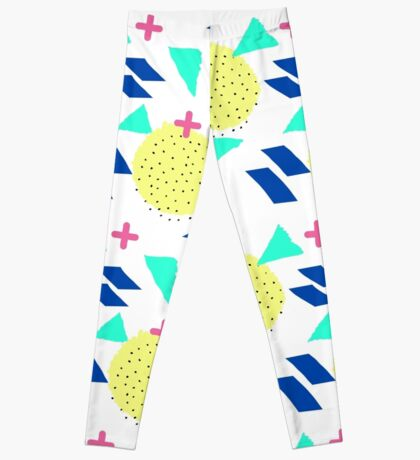 Throwback Abstract 1 Leggings