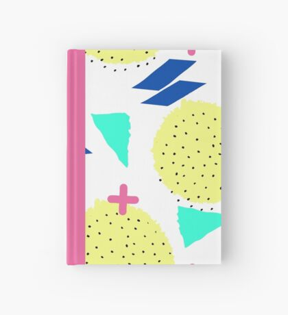 Throwback Abstract 1 Hardcover Journal