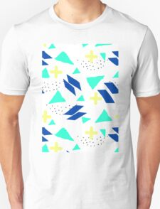 Throwback Abstract 3 T-Shirt