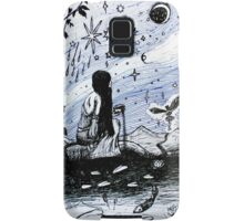 The Star - Tarot Series by Minxi Samsung Galaxy Case/Skin