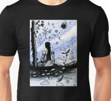 The Star - Tarot Series by Minxi Unisex T-Shirt