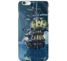 Pirates-Bay-Landscape-Fantasy iPhone Case/Skin
