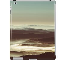 White sea iPad Case/Skin