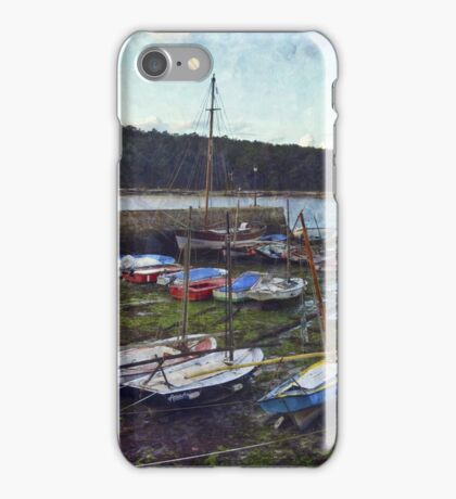 Waiting the storm iPhone Case/Skin