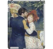 Auguste Renoir - Country Dance 1883 iPad Case/Skin