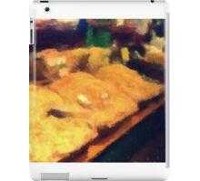 Spice Market in Hatzor iPad Case/Skin