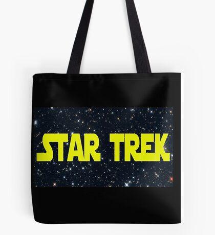 Star Wars/Trek Tote Bag