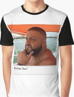 DJ Khaled's Ultimate Decision Graphic T-Shirt