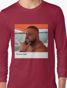 DJ Khaled's Ultimate Decision Long Sleeve T-Shirt