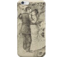 Auguste Renoir - Dance in the Country 1883 iPhone Case/Skin