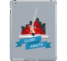 Fantasy Book with Sword iPad Case/Skin
