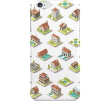 Game-Set-03-Building-Isometric iPhone Case/Skin