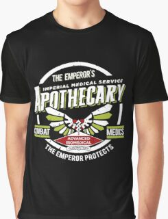 Apothecary - Damaged Graphic T-Shirt