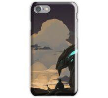 Scalebound Print iPhone Case/Skin