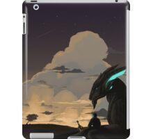 Scalebound Print iPad Case/Skin