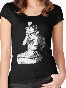 Queen Alice Women's Fitted Scoop T-Shirt