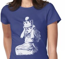 Queen Alice Womens Fitted T-Shirt