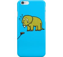 How not to catch a dinosaur iPhone Case/Skin