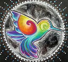 Sweet Hummingbird by sublimelyfree