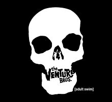 The Venture Brothers - White Skull by jester6873