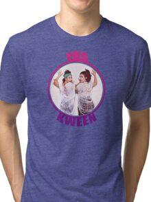 BROAD CITY YAS KWEEN Tri-blend T-Shirt