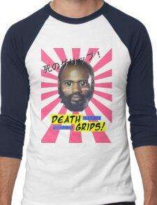 Death Grips - No Love Desu Web Men's Baseball ¾ T-Shirt