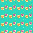 Sweet Lovers - Pattern by AnishaCreations