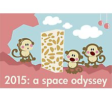 2015: a space odyssey Photographic Print